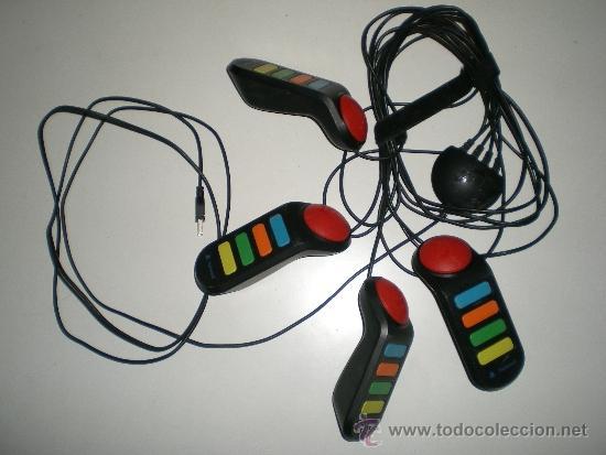 Videojuegos y Consolas: mando multiple buzz! de 4 para playstation2 - Foto 4 - 38839150