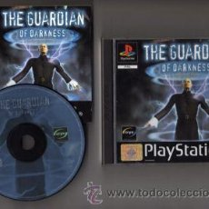 Videojuegos y Consolas: THE GUARDIAN OF DARKNESS. Lote 38939946