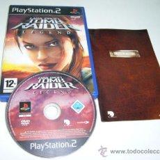 Videojuegos y Consolas: LARA CROFT TOMB RAIDER LEGEND. Lote 38993564