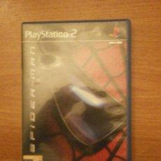 Videojuegos y Consolas: PLAY STATION 2 -ESPIDERMAN + 13. Lote 39130771