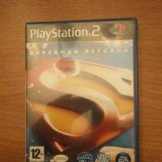Videojuegos y Consolas: PLAY STATION 2 -SUPERMAN RETURNS-12+. Lote 39130811
