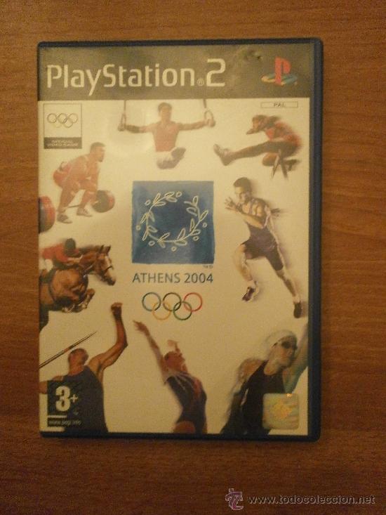 PLAY STATION 2 ATHENS 2004 - 3 + (Juguetes - Videojuegos y Consolas - Sony - PS1)