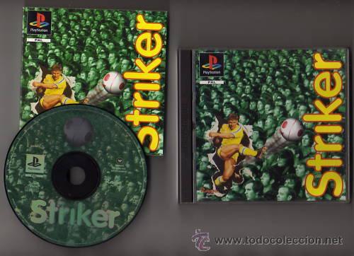 STRIKER '96 (Juguetes - Videojuegos y Consolas - Sony - PS1)