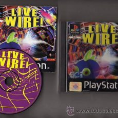 Videojuegos y Consolas: LIVE WIRE!. Lote 39300766