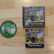 Videojuegos y Consolas: ARMY MEN LOCK 'N' LOAD JUEGO PLAYSTATION 1 EDICIÓN ESPAÑOLA PS1 PSX. Lote 45195025