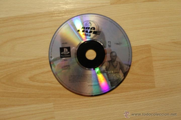 Videojuegos y Consolas: NBA LIVE 2003 JUEGO PLAYSTATION 1 EDICIÓN ESPAÑOLA PS1 PSX - Foto 6 - 173635739