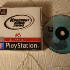 Videojuegos y Consolas: JUEGO ORIGINAL PLAYSTATION SPORT CLASSIC. Lote 41768155