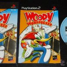 Videojuegos y Consolas: JUEGO PLAY 2 WOODY WOODPECKER. Lote 42721473