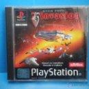 Videojuegos y Consolas: JUEGO PS1 PLAYSTATION 1 STAR TREK INVASION. Lote 42978389