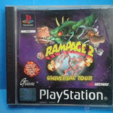 Videojuegos y Consolas - JUEGO PS1 PLAYSTATION 1 RAMPAGE 2 UNIVERSAL TOUR - 42978555