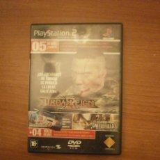 Videojuegos y Consolas: PLAY STATION 2 - DEMO JUGABLE -LOS CREADORES DE TEKKEN - 05 DEMOS JUGABLES . Lote 43059125
