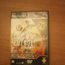 Videojuegos y Consolas: PLAY STATION 2 - 11 DEMOS JUGABLES - LOCOS POR EL FUTBOL. Lote 43059244