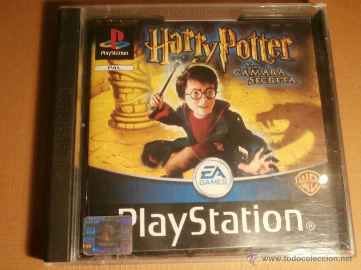 Juego Playstation 1 Ps1 Harry Potter Y La C Comprar