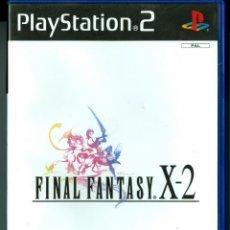 Videojuegos y Consolas: FINAL FANTASY X-2 (COMO NUEVO Y COMPLETO). Lote 44010670