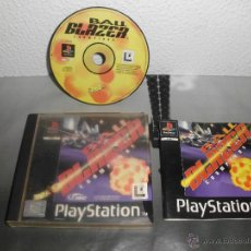 Videojuegos y Consolas: JUEGO DE PLAYSTATION BALL BLAZER CHAMPIONS PLAY STATION PSX PS1. Lote 46360831