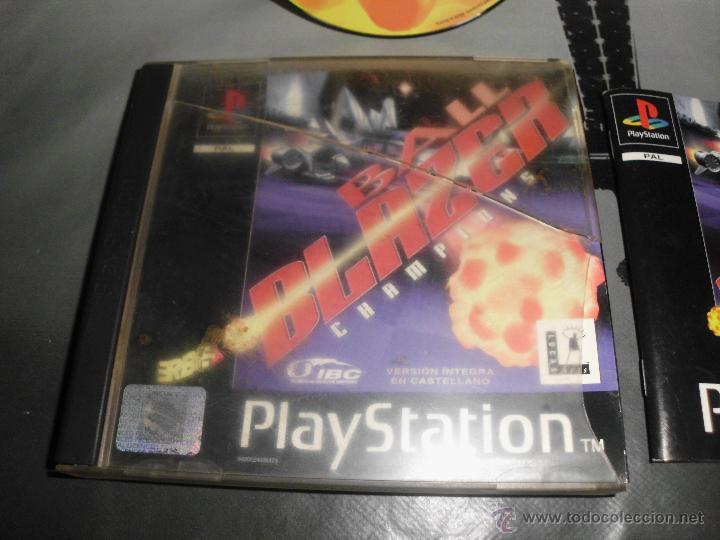 Videojuegos y Consolas: juego de playstation ball blazer champions play station psx ps1 - Foto 2 - 46360831