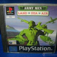 Videojuegos y Consolas: ARMY MEN LAND SEA AIR - PS1 - PLAYSTATION 1. Lote 46453711