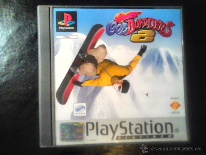 COOL BOARDERS 2 - JUEGO PLAYSTATION 1 Y 3 (Juguetes - Videojuegos y Consolas - Sony - PS1)