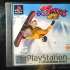 Videojuegos y Consolas: COOL BOARDERS 2 - JUEGO PLAYSTATION 1 Y 3. Lote 46676325