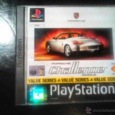 Videojuegos y Consolas: PORSCHE CHALLENGE - JUEGO PLAYSTATION 1 Y 3. Lote 46677866