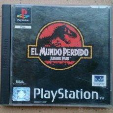 Videojuegos y Consolas: JUEGO EL MUNDO PERDIDO: JURASSIC PARK. Lote 46919464