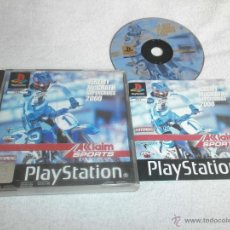 Videojuegos y Consolas: JEREMY MCGRATH SUPERCROSS 2000 PARA SONY PLAYSTATION PSX COMPLETO . Lote 48354710