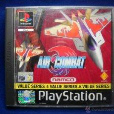 Videojuegos y Consolas: AIR COMBAT - PS1 - PLAYSTATION 1. Lote 48444092