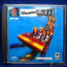 Videojuegos y Consolas: THEME PARK WORLD - PS1 - PLAYSTATION 1. Lote 48444135