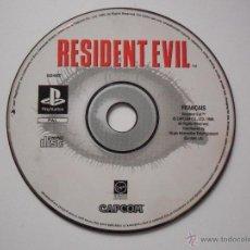 Videojuegos y Consolas: RESIDENT EVIL PLAY STATION CAPCOM LTD 1996. Lote 49169463