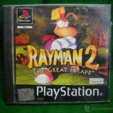 Videojuegos y Consolas: RAYMAN 2 PLAYSTATION 1 PS1. Lote 50064324