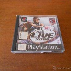 Videojuegos y Consolas: JUEGO PLAYSTATION: NBA LIVE 2000. Lote 50184133