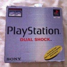 Videojuegos y Consolas: PLAY STATION 1 DUAL SHOCK EN CAJA. Lote 50348030