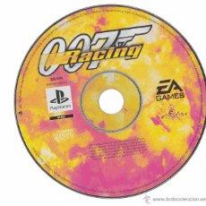 Videojuegos y Consolas: PLAYSTATION 007 RACING. Lote 122152799