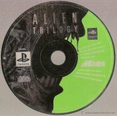 Videojuegos y Consolas: PLAYSTATION ALIEN TRILOGY. Lote 50678582