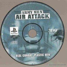 Videojuegos y Consolas: PLAYSTATION ARMY MEN AIR ATTACK. Lote 50678610
