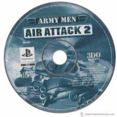 Videojuegos y Consolas: PLAYSTATION ARMY MEN AIR ATTACK 2. Lote 50678613