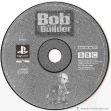 Videojuegos y Consolas: PLAYSTATION BOB THE BUILDER. Lote 50678705
