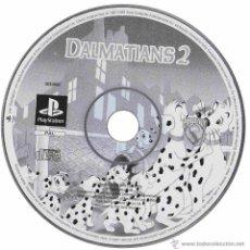 Videojuegos y Consolas: PLAYSTATION DALMATAS 2. Lote 50693644