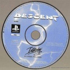Videojuegos y Consolas: PLAYSTATION DESCENT. Lote 50693663
