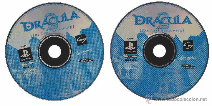 PLAYSTATION DRACULA 2 EL ÚLTIMO SANTUARIO (Juguetes - Videojuegos y Consolas - Sony - PS1)