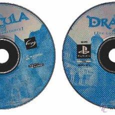 Videojuegos y Consolas: PLAYSTATION DRACULA 2 EL ÚLTIMO SANTUARIO. Lote 50693705