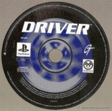 Videojuegos y Consolas: PLAYSTATION DRIVER. Lote 50693739