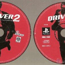 Videojuegos y Consolas: PLAYSTATION DRIVER 2. Lote 50693744