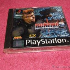 Videojuegos y Consolas: PLAYSTATION 1 PSX PS1 FIGHTING FORCE 2 NUEVO Y PRECINTADO VERSIÓN PAL ESPAÑA. Lote 52009700
