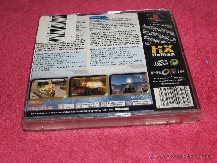 Videojuegos y Consolas: PLAYSTATION 1 PSX PS1 FIGHTING FORCE 2 NUEVO Y PRECINTADO VERSIÓN PAL ESPAÑA - Foto 2 - 52009700