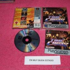 Videojuegos y Consolas: PLAYSTATION 1 PSX PS1 TIME CRISIS COMPLETO VERSIÓN PAL ESPAÑA. Lote 52021559