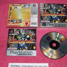 Videojuegos y Consolas: PLAYSTATION 1 PSX PS1 SOULBLADE COMPLETO VERSION PAL ESPAÑA. Lote 52066663