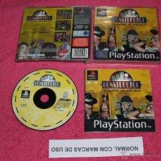 Videojuegos y Consolas: PLAYSTATION 1 PSX PS1 CONSTRUCTOR COMPLETO VERSION PAL ESPAÑA. Lote 52072759