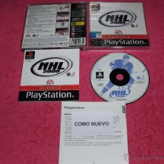 Videojuegos y Consolas: PLAYSTATION 1 PSX PS1 CLASSIC NHL 2000 COMPLETO VERSION PAL ESPAÑA. Lote 52076072