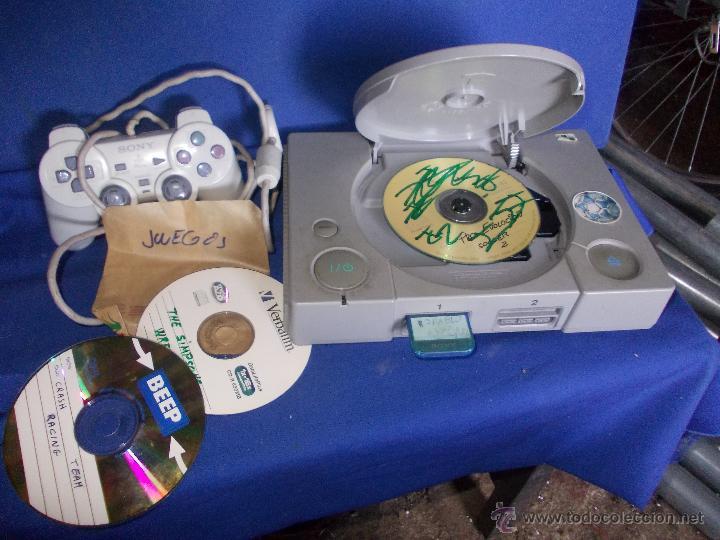 Videojuegos y Consolas: playstation 1 - Foto 2 - 115217990